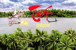 TOUR 6 TỈNH MIỀN TÂY 4N3Đ TẾT CANH TÝ 2020