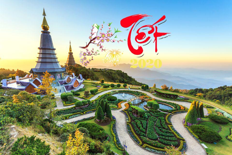 TOUR CHIANG MAI – CHIANG RAI 5N4Đ TẾT CANH TÝ 2020