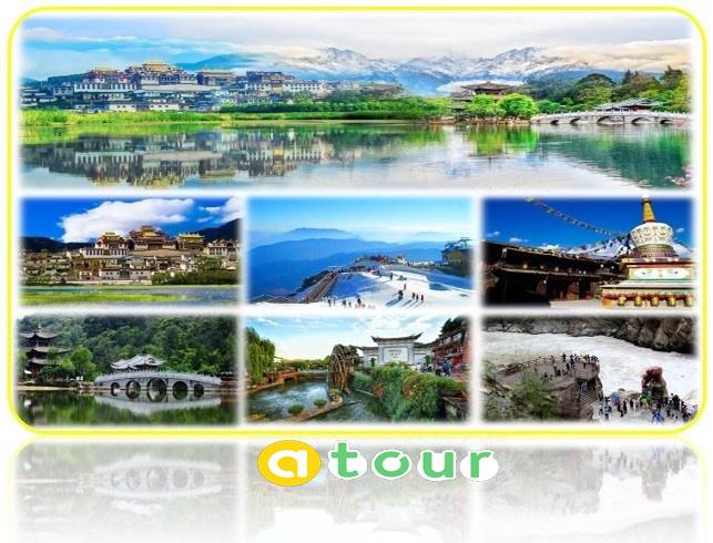 TOUR CÔN MINH- ĐẠI LÝ- LỆ GIANG- SHANGRILA 6N5Đ