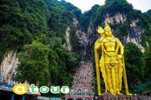 TOUR SINGAPORE-MALAYSIA-INDONESIA 6N5Đ