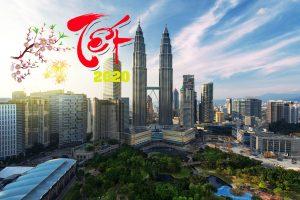 TOUR MALAYSIA 4N3D TẾT CANH TÝ 2020