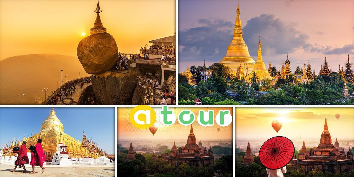 TOUR MYANMAR 4N3Đ