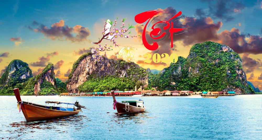 TOUR PHUKET ĐẢO PHI PHI 4N3Đ TẾT CANH TÝ 2020