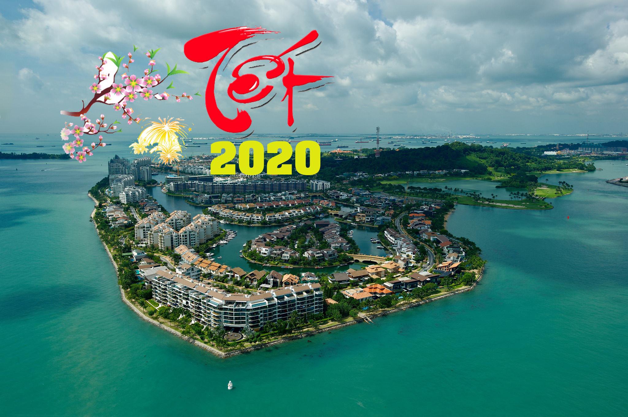 TOUR SINGAPORE 4N3Đ-FREEDAY TẾT CANH TÝ 2020