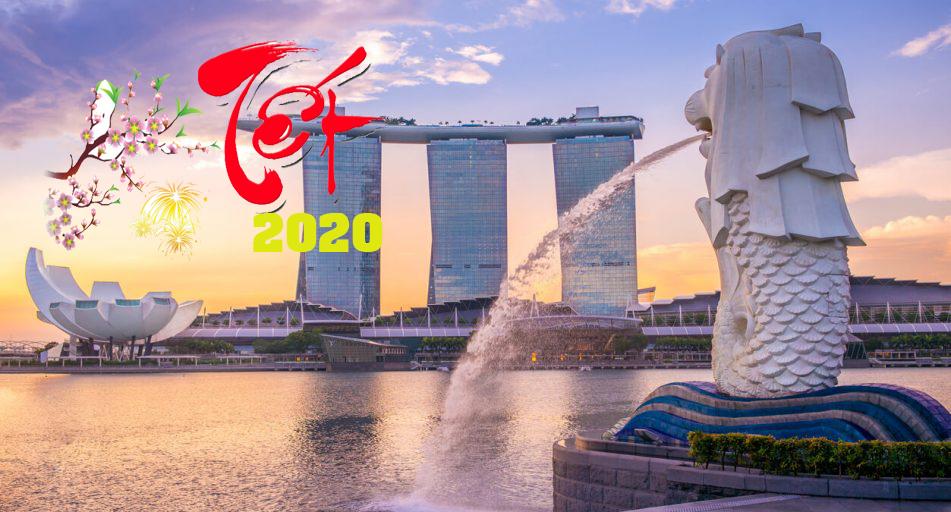 TOUR SINGAPORE- MALAYSIA 6N5Đ TẾT CANH TÝ 2020