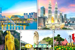 TOUR SINGAPORE-MALAYSIA 5N4Đ