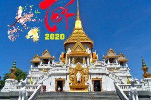 TOUR THÁI LAN 5N4Đ BAY TỐI TẾT CANH TÝ 2020