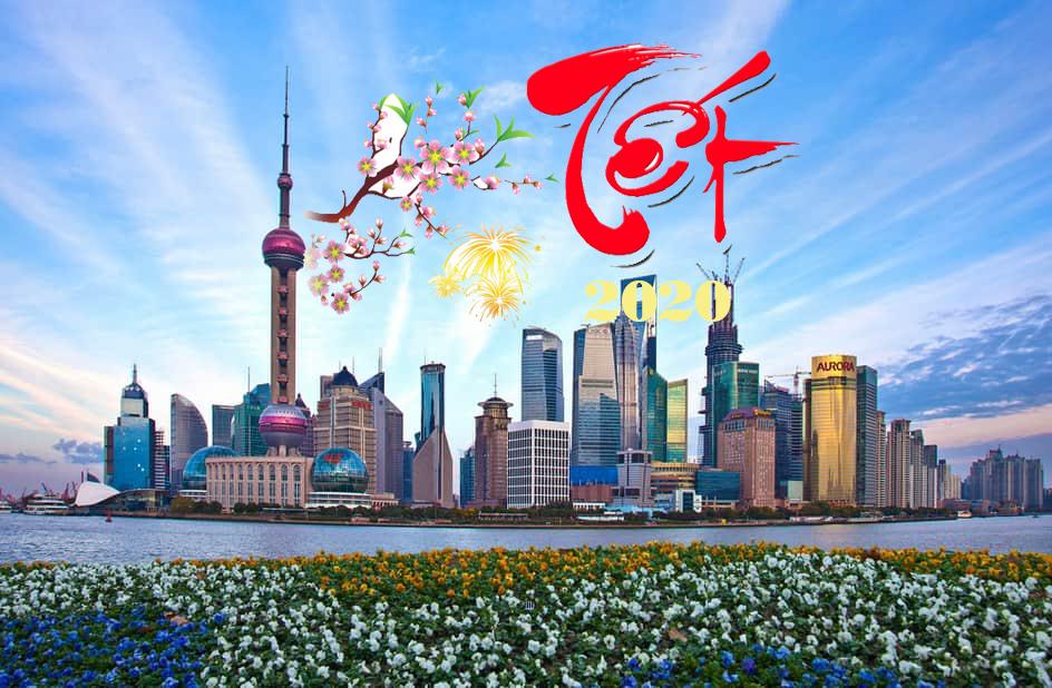 TOUR BẮC KINH- THƯỢNG HẢI 5N5Đ TẾT CANH TÝ 2020