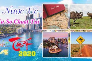 TOUR ÚC 6N5Đ TẾT CANH TÝ 2020