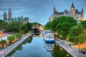 TOUR BỜ ĐÔNG CANADA 7N6Đ